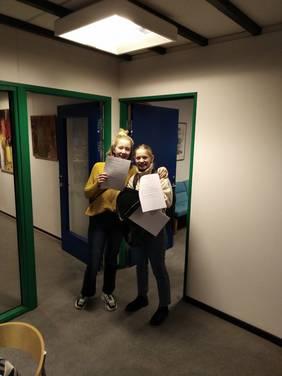 Nakskov Gymnasium og HF elever har trukket til ks-eksamen