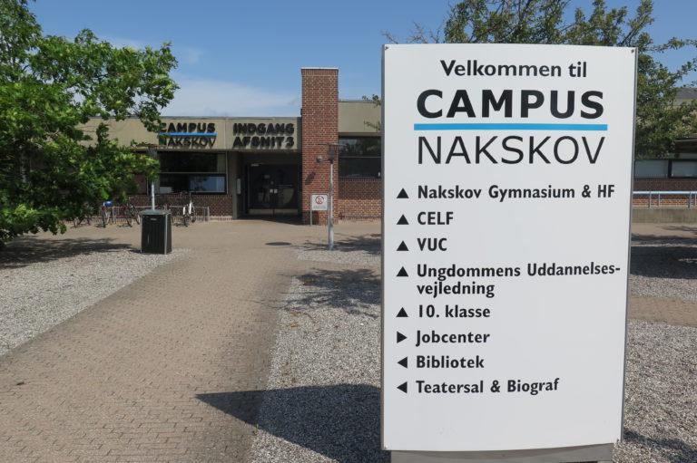 Campus Nakskov afsnit 3