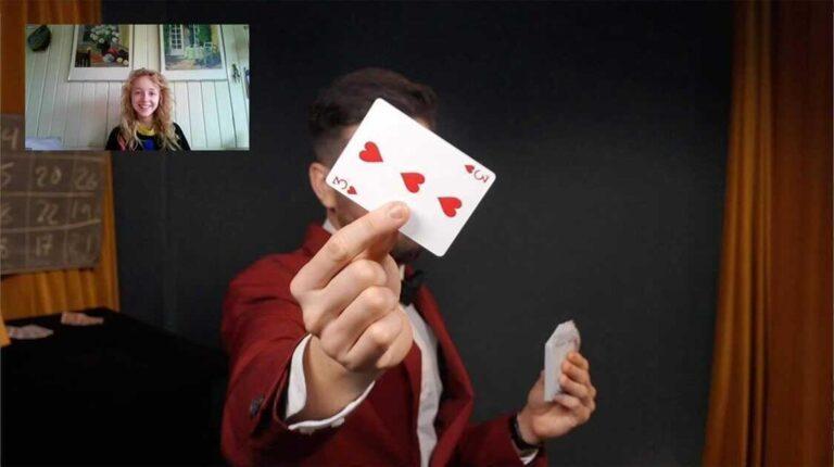Virtuel signe kort